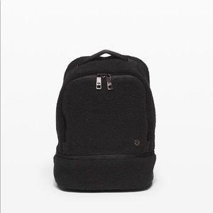 Lululemon Mini Sherpa Backpack NWT